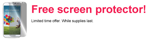 Free Screen protector